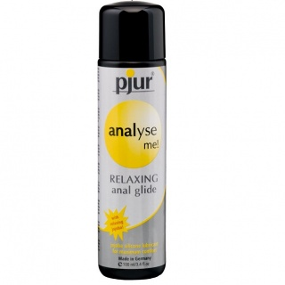Pjur Analyse Me Relaxing Silicone Glide (30ml)