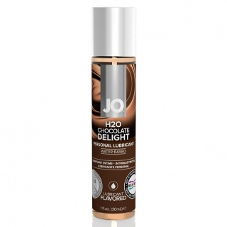 System Jo - H2O Lubricant Chocolate (30ml)
