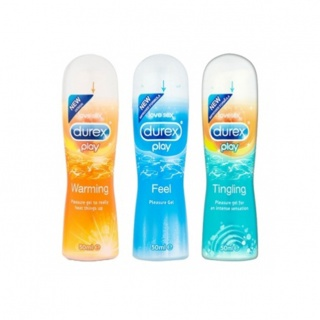 Durex Glijmiddel Trio (Warming-Tingle-Sensitive)