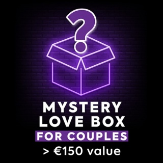 Mystery Love Box for couples (pakket)